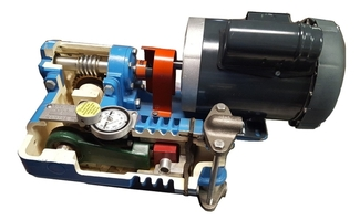 Madden chemical dosing pump