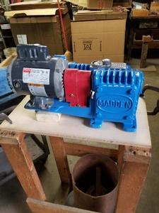 Madden dosing pump