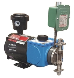 JN series, Madden chemical metering pump with automatic leak detection